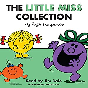 The Little Miss Collection | Livre audio