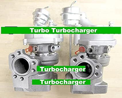 GOWE Turbocharger for Twin Turbo K04 25 26 53049880025 53049880026 53049700025 53049700026 Turbocharger For AUDI RS4