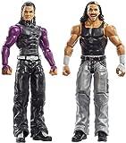 WWE Jeff Hardy & Matt Hardy Action Figures, 2-pack