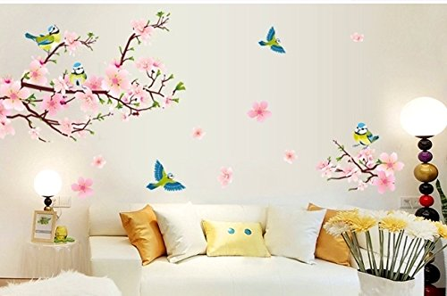 Amazon.com: Nursery Wall Decals, Nursery Flower Wall Decals XL, Flower Wall  Decals, Flower Wall Decor, Flower Wall Stickers: Baby