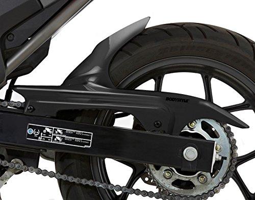 Hinterradabdeckung Bodystyle Honda NC 750 X 16-18 schwarz-matt