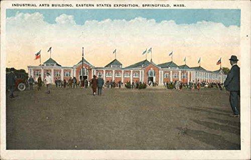 industrial-arts-building-eastern-states-exposition-springfield-massachusetts-original-vintage-postca