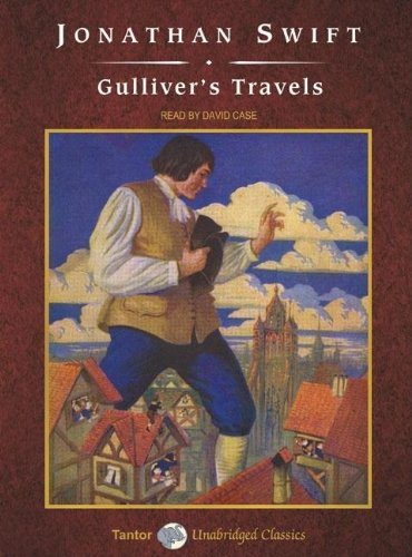 an essay on gullivers travels by jonathan swift Write an essay on the treatment of 'the outsider' in the work of any one or more writers of the periodjonathan swift was born in dublin, ireland were he grew up in the care of his uncle.