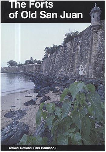 The Forts of Old San Juan San Juan National Historic Site Puerto Rico