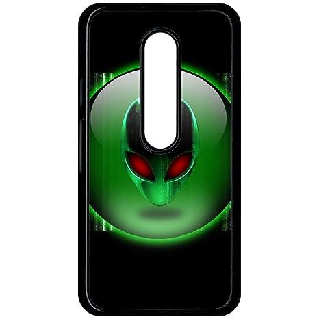 Carcasa Motorola Moto G 3 Alien: Amazon.es: Electrónica