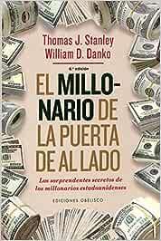 Millonario De La Puerta De Al Lado (EXITO) : STANLEY ...
