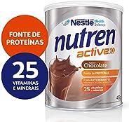 Suplemento Alimentar, Nutren Active, Chocolate, 400g