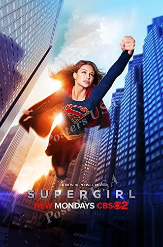 Posters USA Supergirl TV Show Series Poster Glossy Finish TVS348