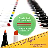 Crafts 4 All Fabric Markers Pens Permanent 12