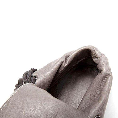 cachi Stivaletti Invernali Genuino Donna 36 Di Cuoio Da Nsxz Stivali Modo Ivqxvw