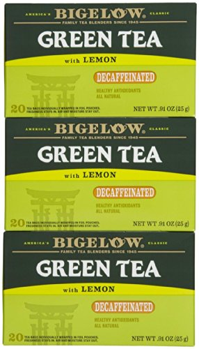 Bigelow Decaf Green Tea Lemon product image