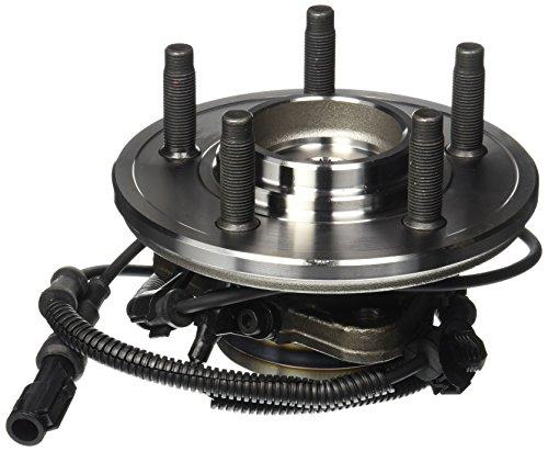 Timken HA590156 Front Wheel Bearing and Hub ()