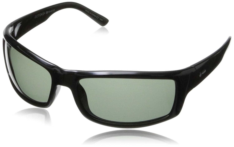 Amazon.com: Dot Dash Gooch Oval Polarized Sunglasses,Black,60 mm ...