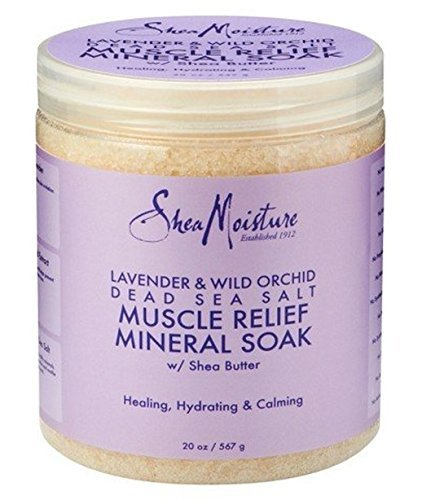 Moisture Lavender Orchid Muscle Mineral