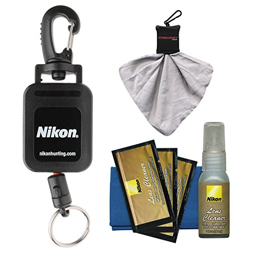 Nikon Retractable Rangefinder Tether Cleaning