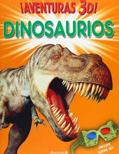 Aventuras 3 D! Dinosaurios (Aventuras 3d! / 3d Thrillers!) (Spanish Edition) by Heather Amery - Stores Mall Aventura