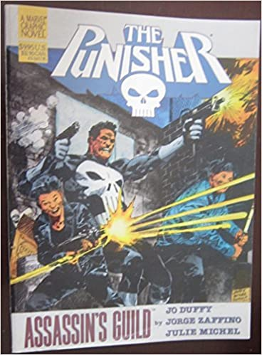 Amazon.com: The Punisher: Assassins Guild (A Marvel Graphic ...