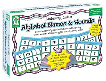 Beginning Letter Sounds: Free Matching Cards | Totschooling ...