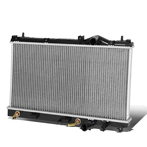 DPI 1548 OE Style Aluminum Core High Flow Radiator For 95-99 Chrysler/Dodge Neon AT/MT ()