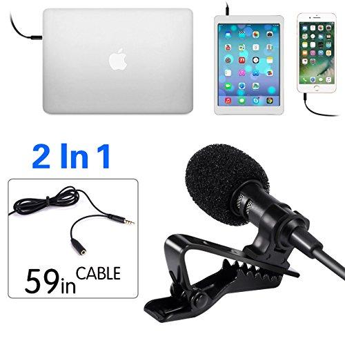 JBonest Microphone Omnidirectional Headphones Smartphones product image