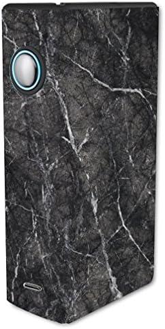 Vaporshark ADN 200 caja de cigarro electrónico Vape Mod vinilo adhesivo Skin Wrap/negro Diseño de mármol: Amazon.es: Electrónica