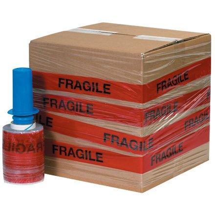 Goodwrappers Fragile Identi-Wrap, 500' L x 5