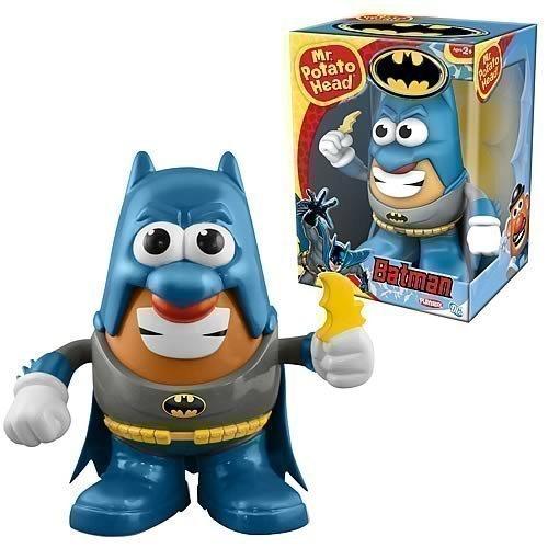 DC Comics Classics Batman Mr. Potato Head - Authentic New Collectable