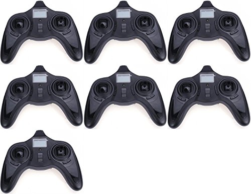 7 x Quantity of JXD JD-385 Transmitter Controller Quadcopter TX - FAST FROM Orlando, Florida USA! by HobbyFlip
