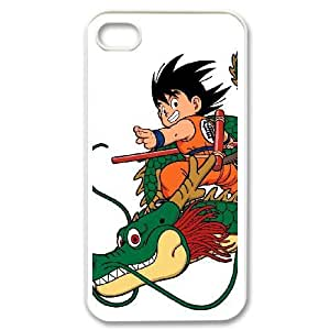 iphone4 4s White Dragon Ball phone case Christmas Gifts&Gift Attractive Phone Case HLN5A0223755