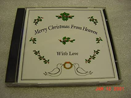 Christmas From Heaven.Amazon Com Audio Music Cd Compact Disc Of The Poem Merry
