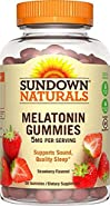 Sundown Naturals Melatonin 5 mg, 60 Gummies