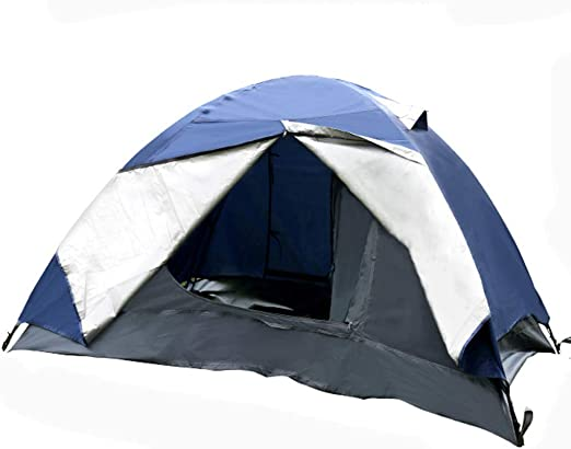 LJJYN Carpa para Camping Doble Anti-Ultravioleta Toldo Parque ...