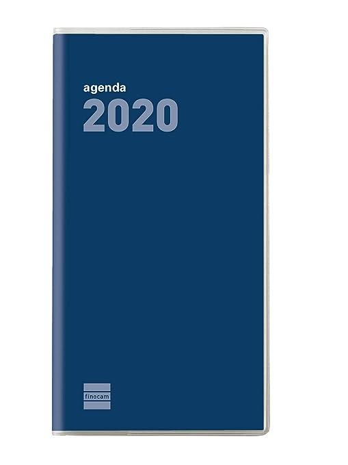 Amazon.com : Finocam - Agenda 2020 Month Flat View Cocktail ...