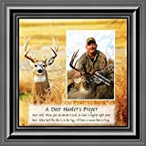 A Deer Hunter's Prayer, Framed Hunting Picture, 10X10 9707B Review