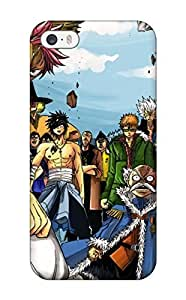 New Diy Design Fairy Tail For Iphone 5/5s Cases Comfortable For Lovers And Friends For Christmas Gifts