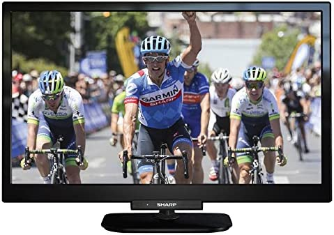 TELEVISOR LCD LED PANORÁMICO 60cm / 24