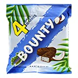 Bounty Chocolate 4 Pack 228g