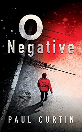 O Negative by [Curtin, Paul]