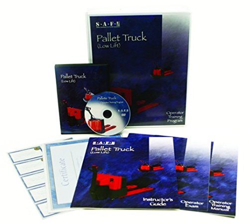 Safe Electric Pallet Jack Training Package