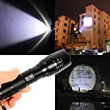 IT Mall New Promotion!Outdoor Activities Necessary Waterproof Rechargeable LED Strong Torch Lighter