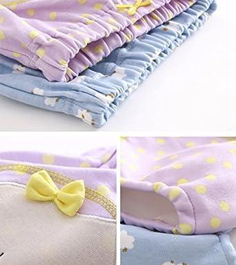 U0U Baby Toddler Girl Toilet Training Pants Nappy Underwear Cloth Diaper Cotton Training Underwear