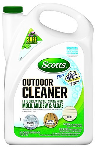 Scott's 51070 1 Gal Outdoor Cleaner Plus OXI CleanTM -