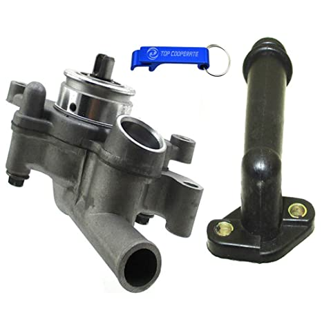 Amazon com: TC-Motor Water Pump + Coolant Pipe Joint For Yamaha