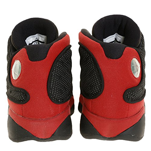 Jordan Air 13 Retro BG Lifestyle Mode Kinder Sneaker Schwarz / Rot-Weiß