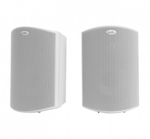 Polk Audio Atrium 5 Speakers (Pair, White) by Polk Audio