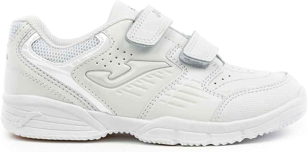 Zapatillas Joma Blancas (33 EU): Amazon.es: Zapatos y complementos