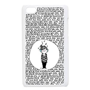 DIY Case Cover for iPod touch4 w/ Musical Words image at Hmh-xase (style 9)