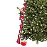 Mr. Christmas Climber, 40-Inch, Reindeer