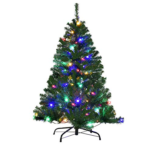4 Foot Christmas Tree Led Lights in US - 3
