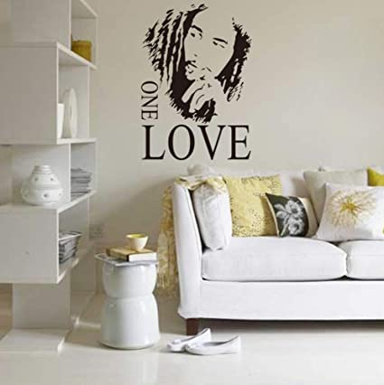 Amazon Com Sansiwu Q Rumors Bob Marley One Love Living Room